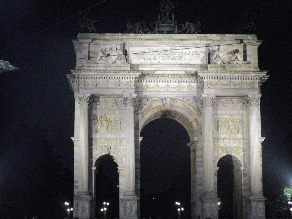 Milano Tag 2 Porta Nuova
