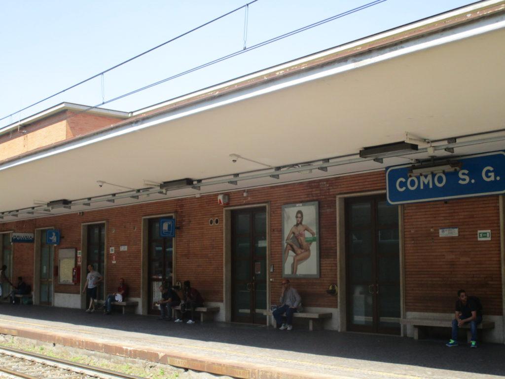 Bahnhof Como