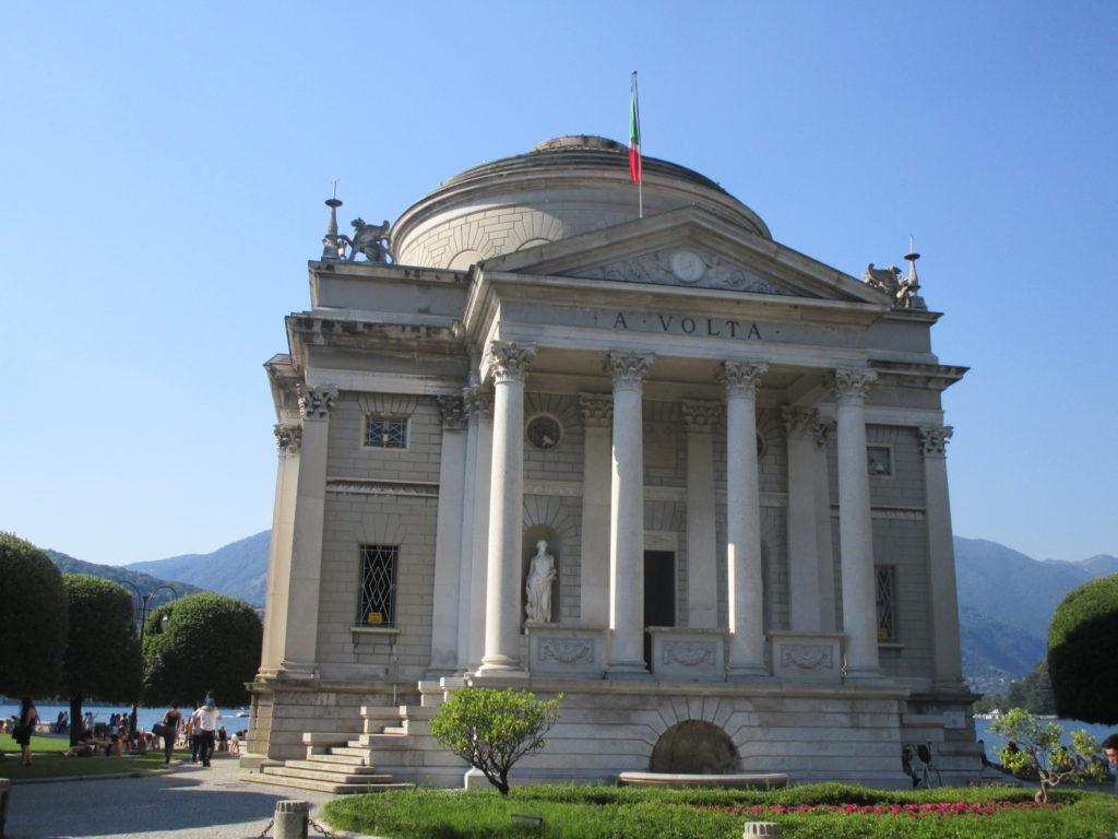 Comer See - Templo Voltiano