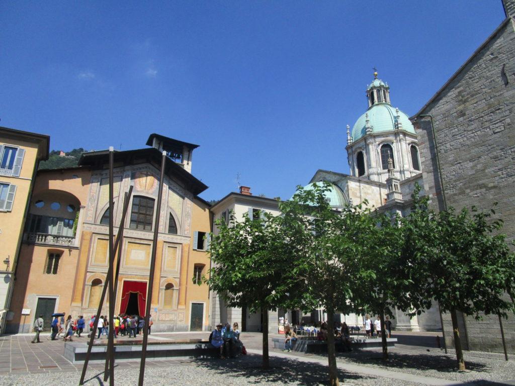 Como - Piazza San Fedele