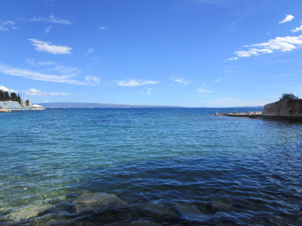 Strand Zvoncac und Jezinac