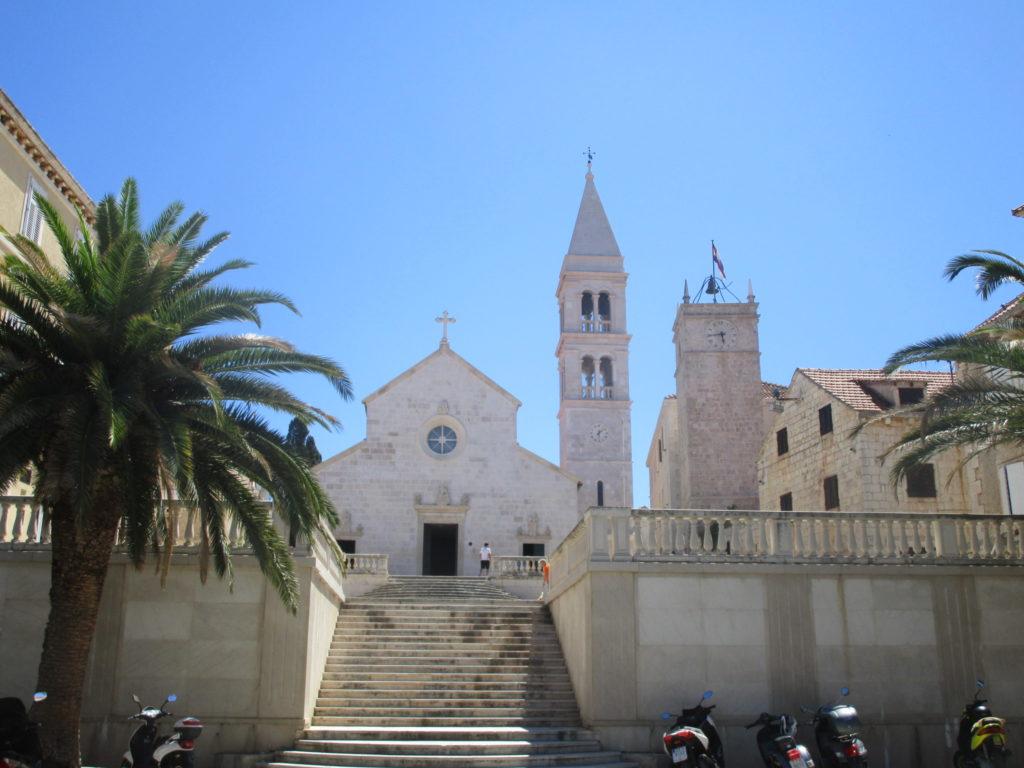 Kirche Supetar