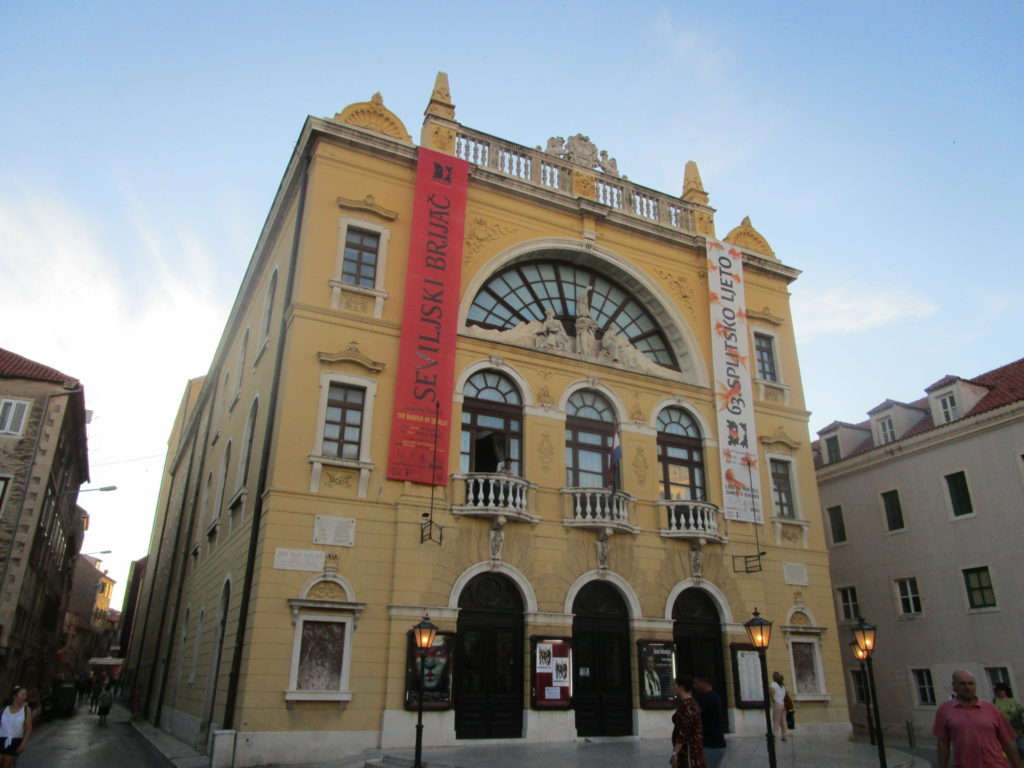 Kroatisches National Theater