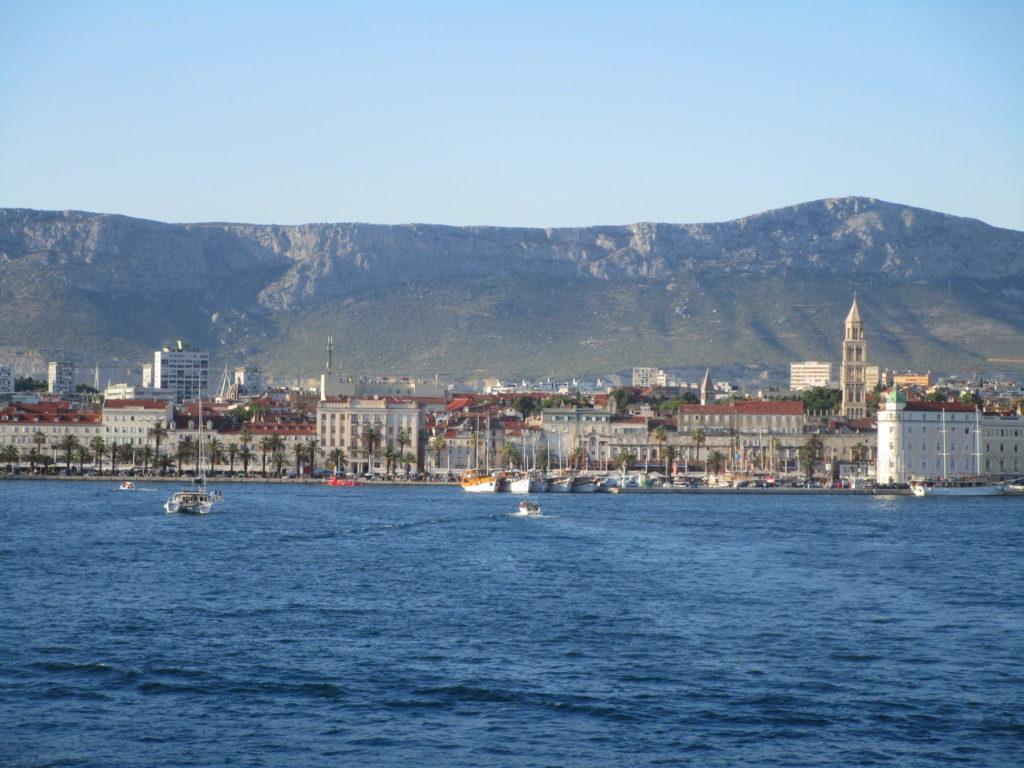 Rückfahrt nach Split