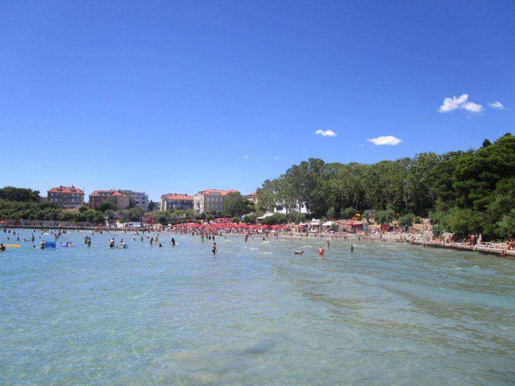 Bacvice Strand