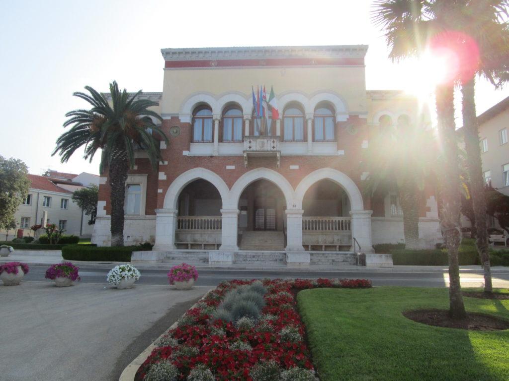 Rathaus Porec